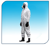 Tyvek Protective Suit